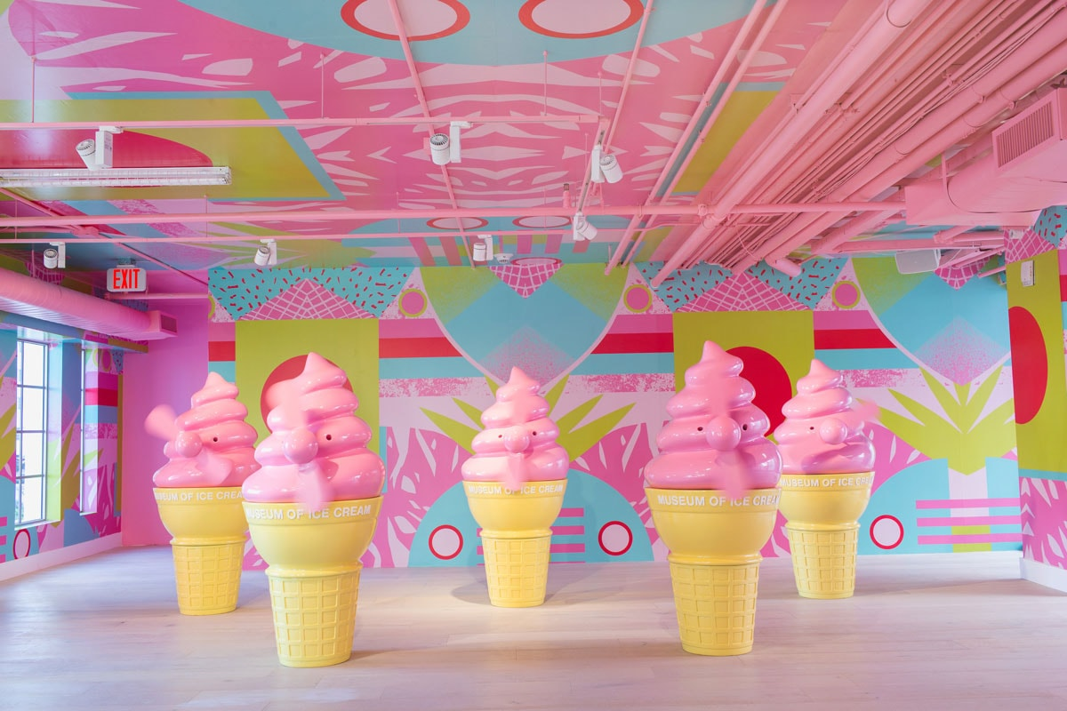 The Museum of Ice Cream 2
